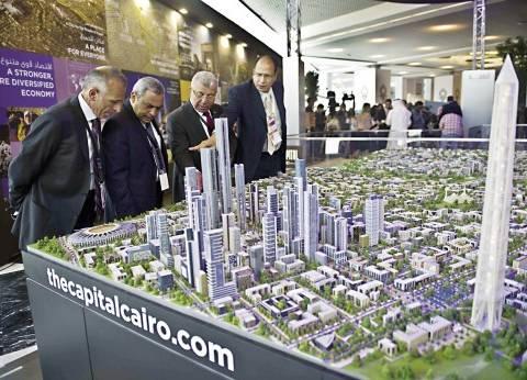"""""""العاصمة الإدارية"""".. من """"العبار"""" إلى الشركة الصينية للإنشاءات"""