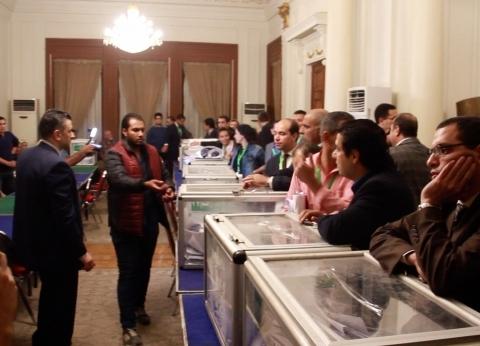 """مشادات كلامية بين أعضاء  """"الوفد"""" قبل إعلان نتائج الانتخابات"""