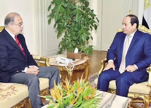 رئيس الوزراء يهنئ السيسي بمناسبة حلول شهر رمضان