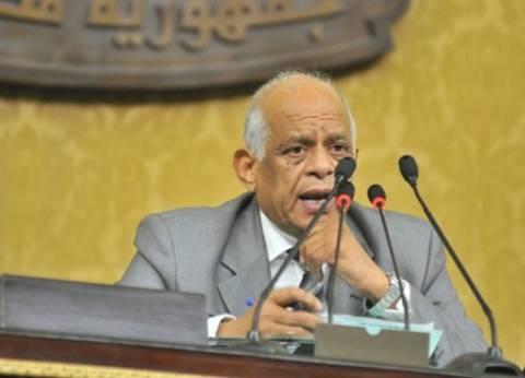 عبدالعال يستقبل نائب رئيس جمهورية العراق بمجلس النواب