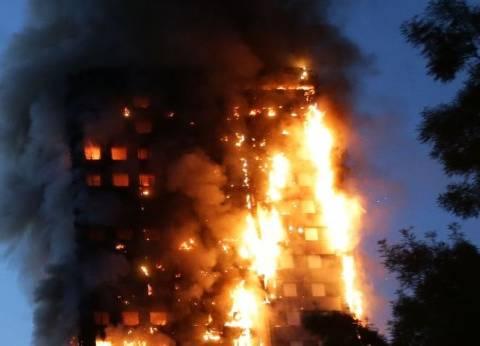 هل الطلاء الخارجي للأبراج سبب اشتعال النيران بها؟