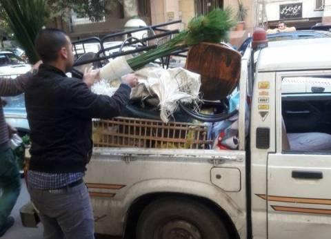 تحرير 50 قضية في حملة مرافق بمدينة مرسى مطروح