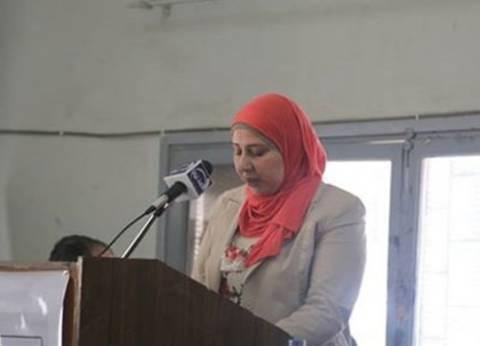 حسناء الشريف: لقاءات في التجمعات البدوية للوقوف على احتياجات المرأة بشمال سيناء