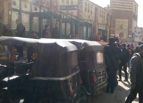 إزالة 3 سيارات متهالكة من شارعي الدسوقي والكورنيش في حلوان
