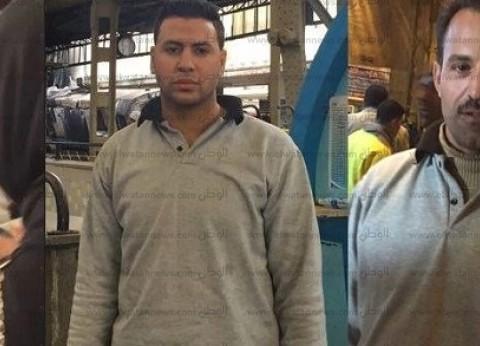 """""""3 في مهمة إنسانية"""".. """"الوطن"""" مع أبطال إنقاذ ركاب محطة مصر: """"ربنا يجيركم من النار"""""""