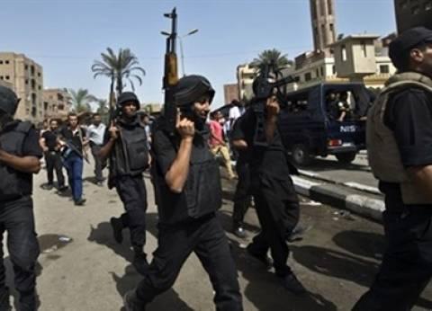 إجراءات أمنية مكثفة أمام لجان الاقتراع في دمياط