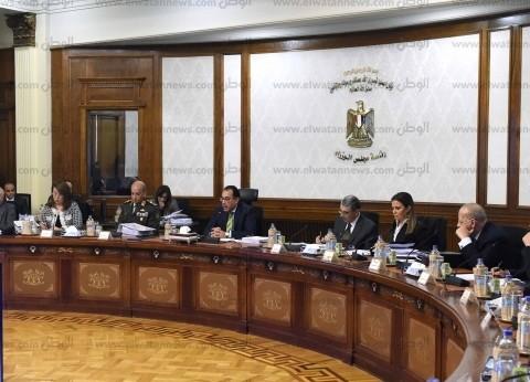"""3 وزراء يستعرضون فعاليات """"مصر تستطيع بالتعليم"""" في اجتماع الحكومة"""