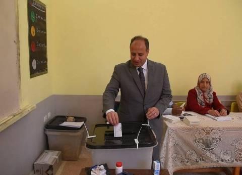 محافظ الإسكندرية: إغلاق صناديق الاقتراع بجميع اللجان بالموعد المحدد