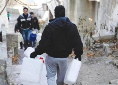 تفاقم إحباط سكان دمشق إثر انقطاع المياه عن العاصمة السورية