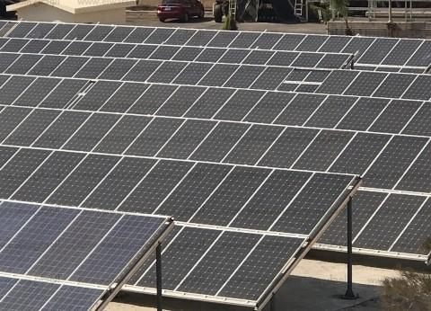 تعرف على مشروعات الطاقة الشمسية التي تنفذها وزارة الكهرباء