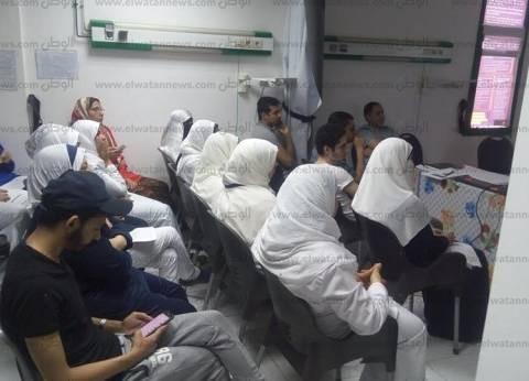 """""""صحة جنوب سيناء"""" تنظم دورة تدريبة للعاملين في مستشفى نويبع"""