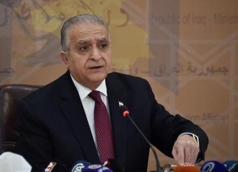 وزير الخارجية العراقي: تعاون أمني بين الرياض وبغداد
