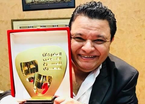 """""""سينما مصر"""".. جديد خالد جلال قريبا على مسرح مركز الإبداع"""