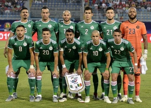 موعد مباراة الجزائر والسنغال اليوم والقنوات الناقلة