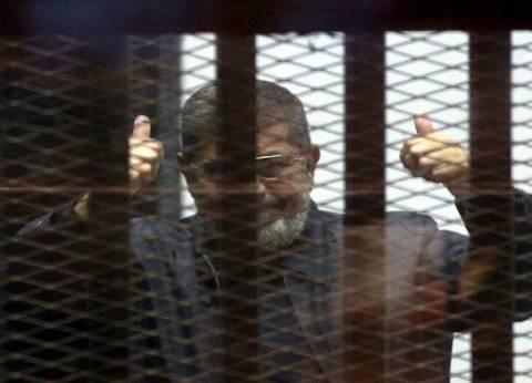 """""""الجنايات"""" تواصل سماع مرافعات مرسي وآخرين في """"اقتحام الحدود"""""""