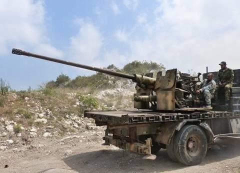 """الجيش السوري يسيطر على جيب لـ""""داعش"""" في مثلث """"حلب . حماة . إدلب"""""""