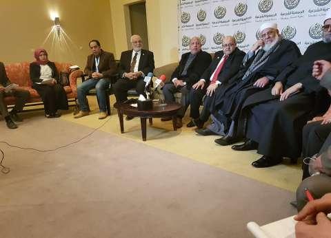 «الجمعية الشرعية»: نتعاون مع «تحيا مصر» و«حياة كريمة» لرعاية المحتاجين