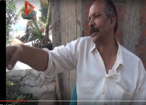بالفيديو| شاهد عيان يروي تفاصيل الهجوم الإرهابي في حلوان