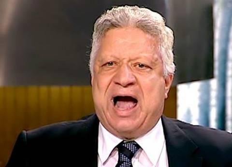 مرتضى منصور يدلي بصوته في الانتخابات البرلمانية في مدرسة الأمل بميدان لبنان