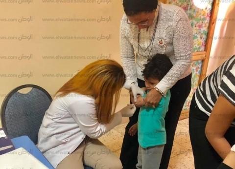 """""""صحة جنوب سيناء"""" تستعد لحملة التطعيم ضد """"شلل الأطفال"""""""