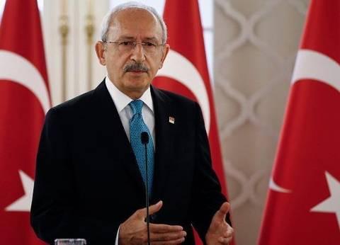 """زعيم المعارضة التركية: حادث مسجد """"الروضة"""" الإرهابي غير عادي"""
