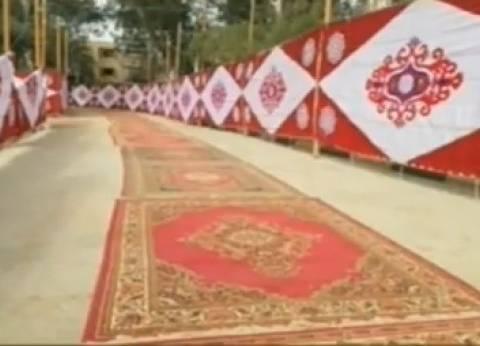 بالفيديو| مظاهر بزخ وترف في افتتاح مركز غسيل كلى ببلقاس بالدقهلية