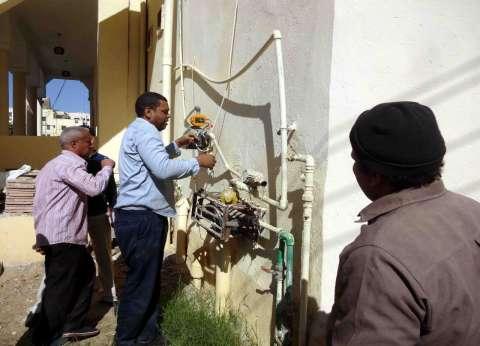 قطع المياه عن مؤسسات حكومية بسوهاج لعدم سداد الفواتير