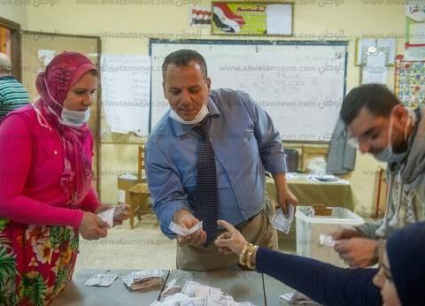 مؤشرات أولية| السيسي 67080 صوتا وموسى 905 أصوت في نبروه بالدقهلية