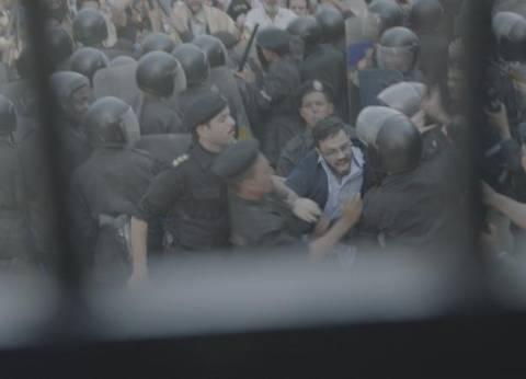 """للمرة الأولى.. محمد حفظي يتحدث عن تصوير """"اشتباك"""""""