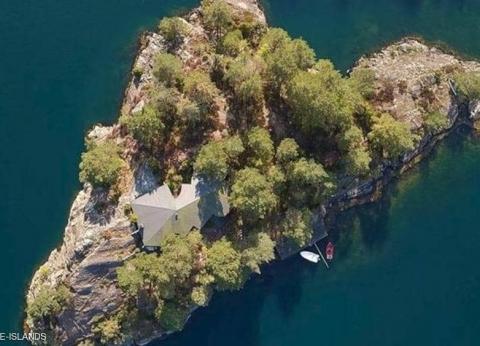 بينها وبين البَرّ 5 دقايق.. جزيرة للبيع في النرويج بـ 2.2 مليون دولار