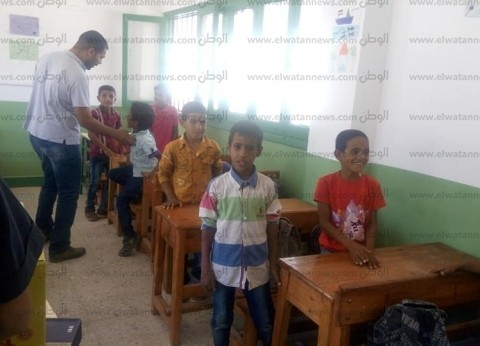 """""""صحة المنوفية"""": تطعيم طلاب المدارس ضد """"الالتهاب السحائي"""" الترم الثاني"""