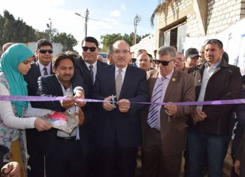 """إعمار 150 منزلا في بني سويف بالتعاون مع """"الأورمان""""و""""تحيا مصر"""""""