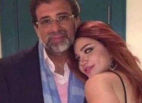 بالصور| ياسمين الخطيب تنشر ألبوما مع خالد يوسف: «زوجي السابق»