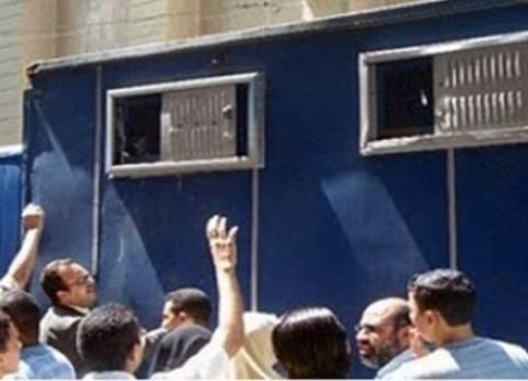 تجديد حبس 39 إخوانيا 15 يوما في قضايا شغب وعنف بالغربية