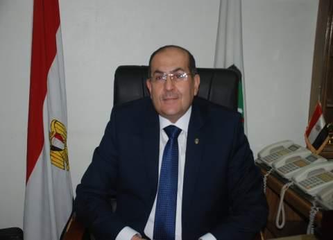 محافظ سوهاج يدين حادث تفجير كنيسة طنطا