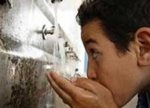 انقطاع المياه عن دسوق لتعقيم الخزانات والمروقات بكفر الشيخ