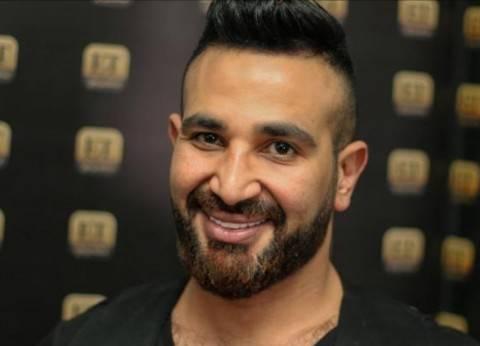 بالفيديو| أحمد سعد يجهز أغنية جديدة لكأس العالم