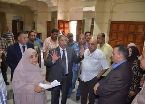 محافظ الإسماعيلية يتفقد المركز الأقليمي الجديد للتدريب بشارع محمد علي