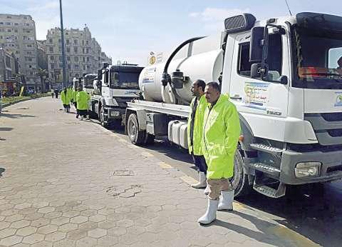 الحكومة استعدت لـ«اختبار السيول» و«إسماعيل»: البنية الأساسية فيها مشاكل