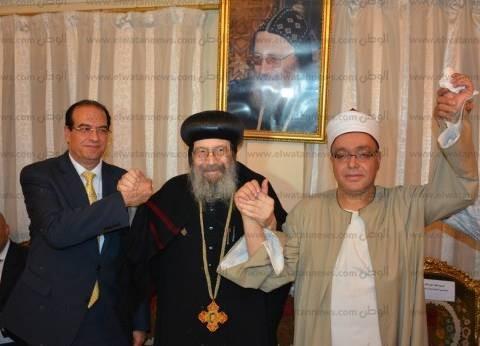 الأنبا بيشوى: يحذر من انتشار الإلحاد وعدم الحياء بين الشباب