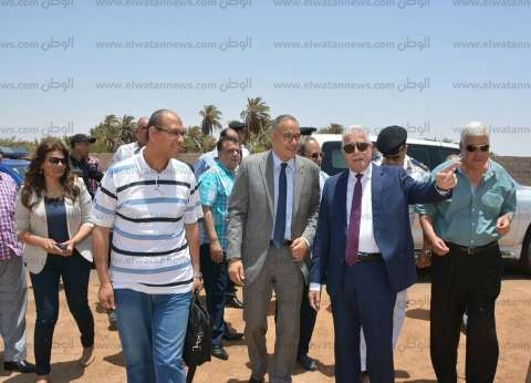 محافظ جنوب سيناء: حصر 61 حالة بين منازل ومزراع لتقنين أوضاعها