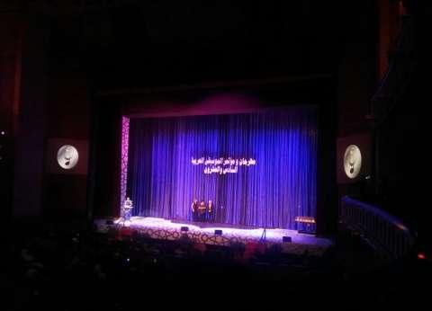 مهرجان الموسيقى العربية يكرم إيناس جوهر وراجح داود
