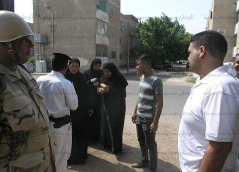 """""""أمن الفيوم"""" يستجوب 5 سيدات تشاجرن أمام لجنة انتخابية بسنورس"""