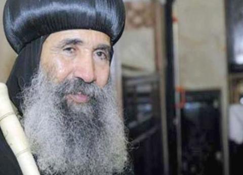 بعد نفي الكنيسة شائعة وفاته.. 14 معلومة عن الأنبا بيسنتي أسقف حلوان