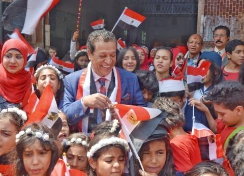 نائب: المشاركة في الاستفتاء على تعديل الدستور تكتب تاريخ جديد لمصر