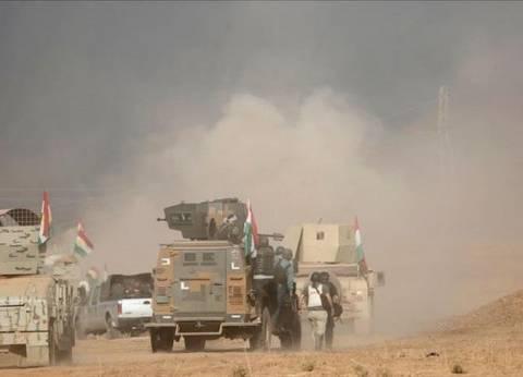 """الحشد الشعبي العراقي يقصف تجمعات لـ""""داعش"""" في سوريا"""