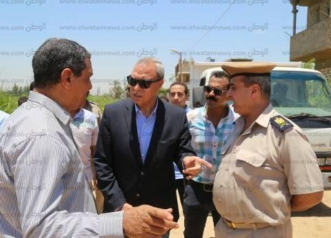 محافظة قنا تستعيد 126 فدانا من أراضي أملاك الدولة