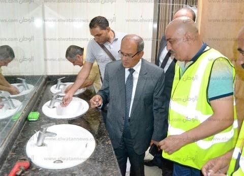 «مياه الشرب» بالإسكندرية تطالب بوضع برنامج توعوي بـ«المساجد والكنائس»