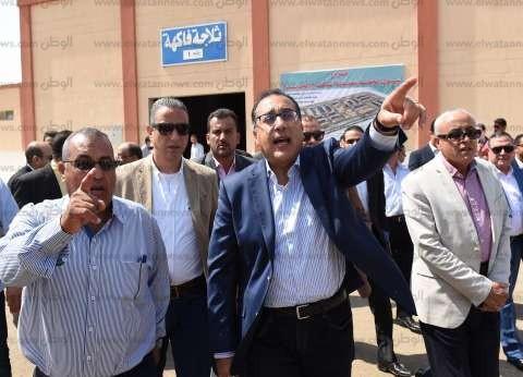 """""""الوزراء"""": زيارة مدبولي للمدينة الجامعية بسوهاج لم يكن مخطط لها"""