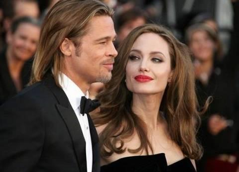 براد بيت: أخاف هرب أنجلينا جولي برفقة أطفالنا